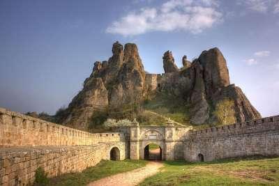 Крепость в Белоградчике
