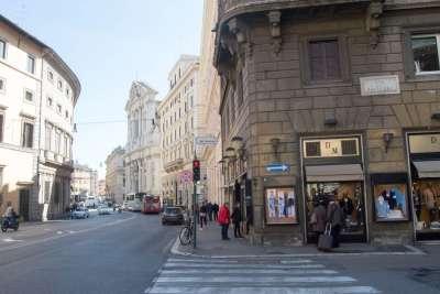 Улица Dei Baullari