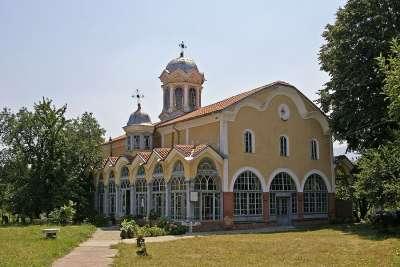 Церковь в Берковице