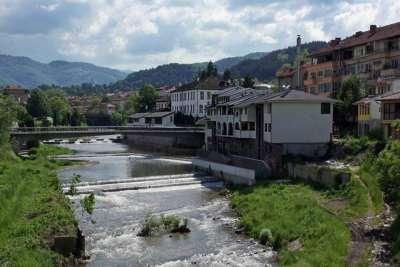 Город Габрово. Болгария