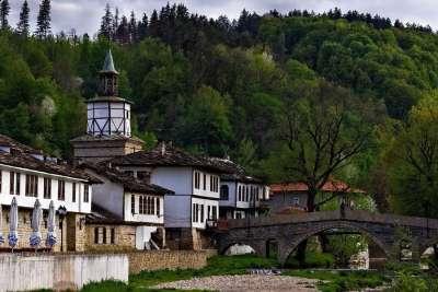 Дома эпохи Возрождения в Трявне