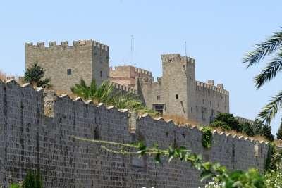 Стены Родоса
