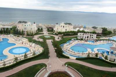 Отель Сансет в Помории