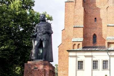 Памятник Болеславу Храброму