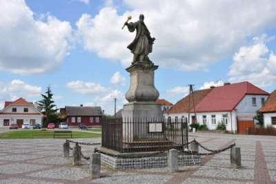 Памятник Стефану Чарнецкому