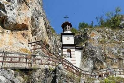 Скальный монастырь Святого Дмитрия Басарбовского в городе Русе
