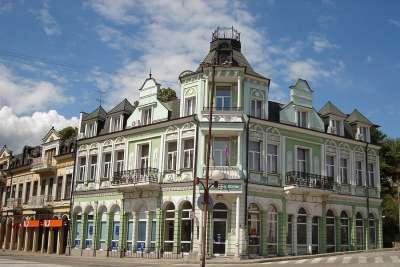 Старинные строения Ловеча