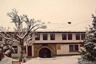 Старото школо. Трявна