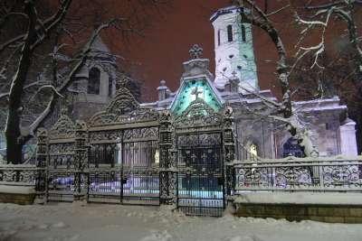 Церковь Св. Троицы. Город Русе, Болгария