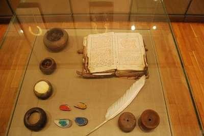 Экспонаты Музея образования