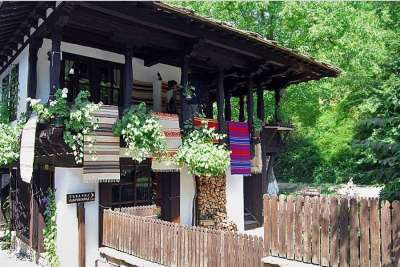 Этыр - деревня болгарских мастеров