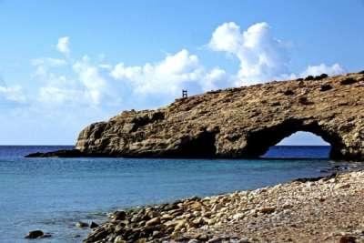 Берег острова