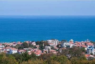 Город Обзор. Болгария