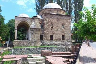 Мечеть Ahmed Bey