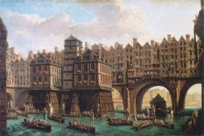 Мост в 18 веке