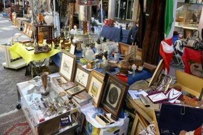 Рынок антиквариата