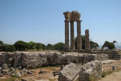 Храм Гелиоса
