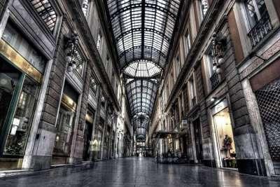 Шоппинг в Генуе