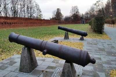 Виды Варшавской цитадели