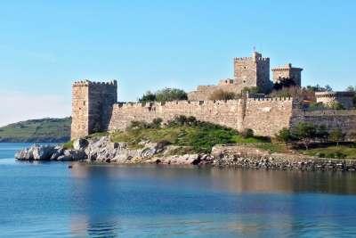 Замок Св. Петра в Бодруме