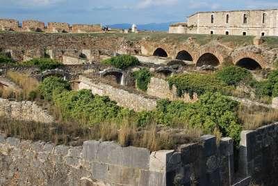 Крепость Сан Ферран