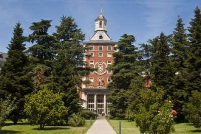Мадридский университет Complutense