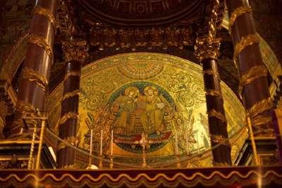 Мозаики Санта-Мария-Маджоре