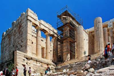 Пропилей Акрополя