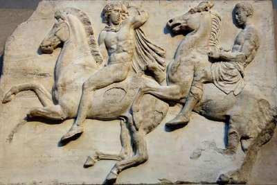 Скульптуры Фидия