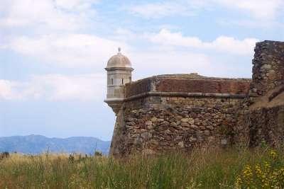 Сторожевая башня Крепости Сан Ферран