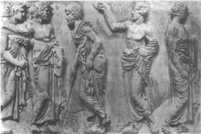 Фидий и его ученики