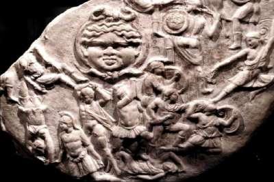 Щит Афины