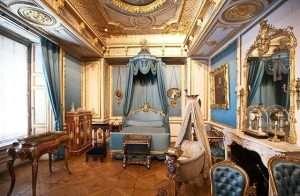 Личные апартаменты принца Конде
