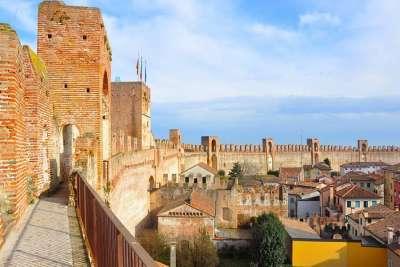 Кастельфранко-Венето. Исторический центр города