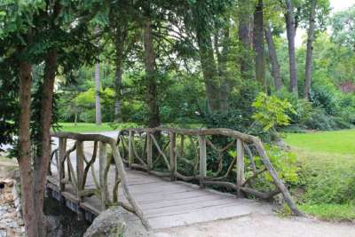 Прогулка по Булонскому лесу