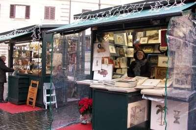 Рынок della Fontanella Borghese