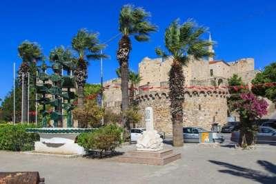 Крепость Чешме