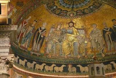 Мозаики собора