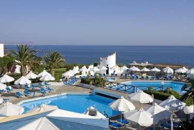 Отель на Крите