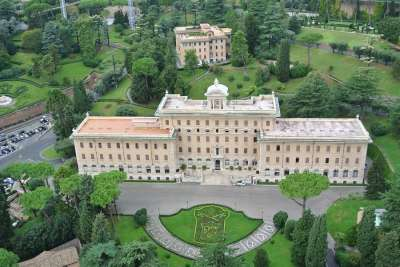 Папский дворец и сады
