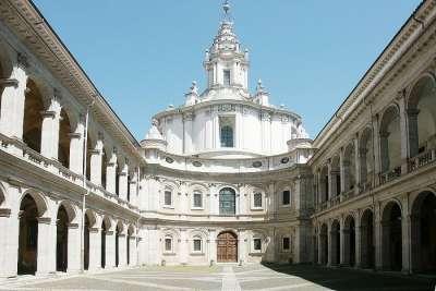 Церковь Сант-Иво