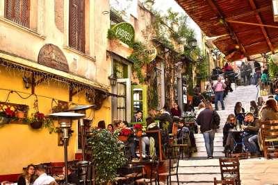 Кафе и рестораны Плаки