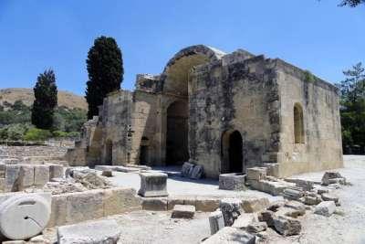 Руины Храма Тита