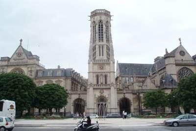 Сен-Жак-де-ла-Бушри