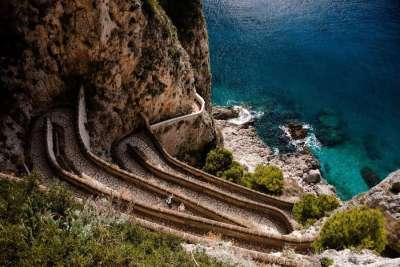 Финикийская лестница