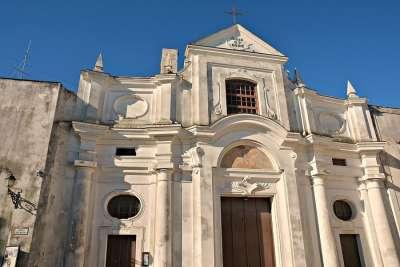 Церковь Сан Микелле
