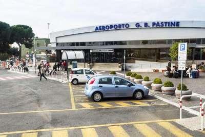 Аэропорт в Риме
