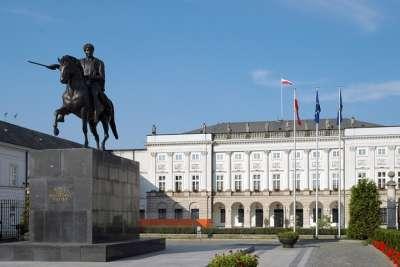 Дворец Радзивилов