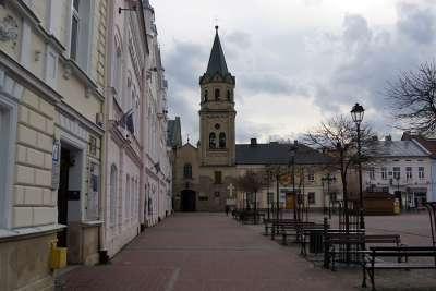 Кафедральный собор города