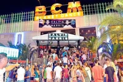 Ночной клуб Пальмы